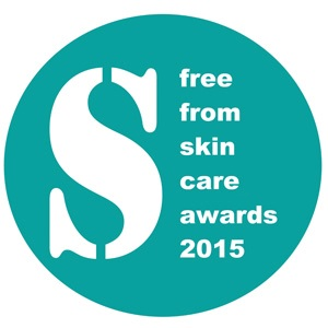 FreeFromSkincareawards2015